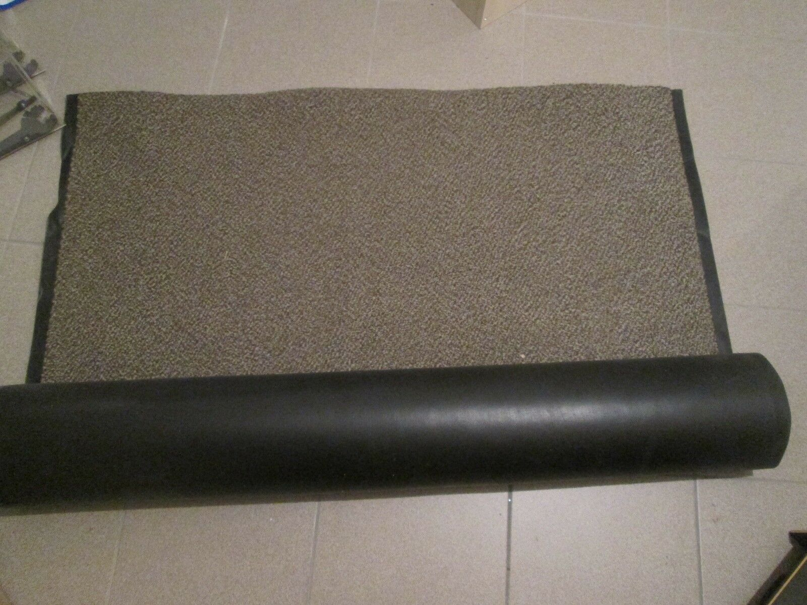 117 x x x 300 cm Grau Teppich,Fußabstreifer,Fußmatte,Türmatte,Bodenmatte c46080