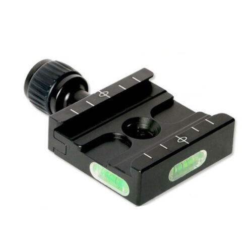 Abrazadera de placa de liberación rápida para trípode Arca Swiss 38mm
