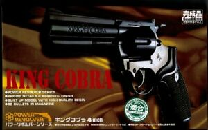 New-Aoshima-Power-Revolver-No-04-King-Cobra-357-4Inch-Magnum-ship-from-JAPAN