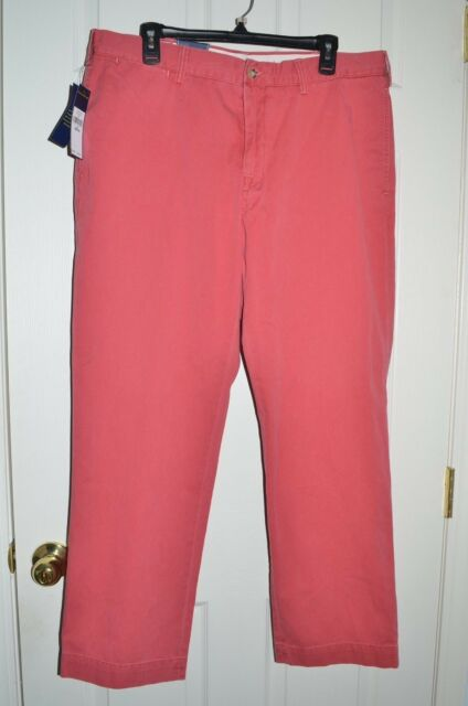 32d91d3ab103 Polo Ralph Lauren NWT Classic Cotton Twill Men s Bedford Chino Pant 36 ...