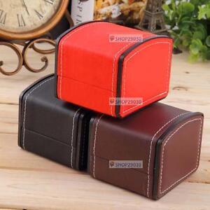 1x-reloj-de-lujo-caja-Display-Case-Caja-de-regalo-para-joyeria-reloj-caja-de-OP