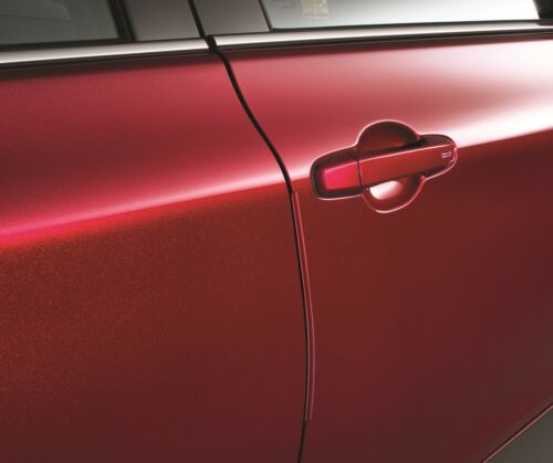 Genuine Toyota Door Edge Guards for 2015 Toyota Camry-New OEM-Color Matched