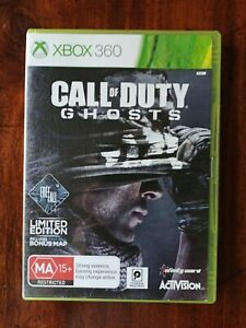 Xbox 360-Call of Duty: Ghosts-PAL-No Manual