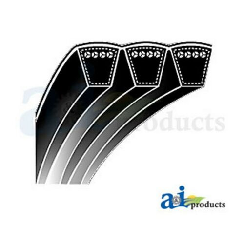"""5//8/"""" X 80/"""" A and I B77//04 Classical Banded V-belt for Miscellaneous Machines"""
