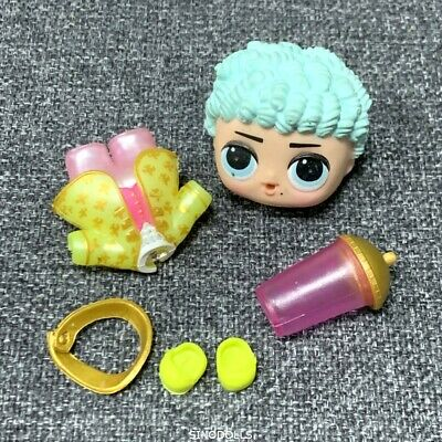 Dress outfit /& Head For LOL Surprise Doll His Royal High Ney Boy Series Dolls
