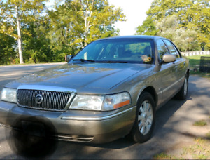 2003 Mercury Grand Marquis Ultimate Edition V8