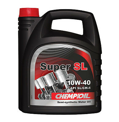 NISSAN 10 - 40 SEMI SYNTHETIC MOTOR ENGINE OIL BRAND NEW 5 LITRES