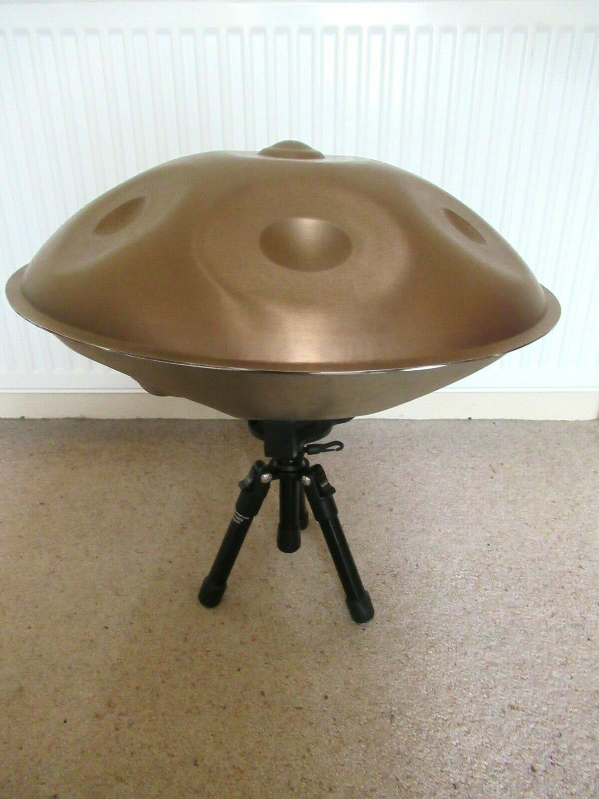 Handpan Stand (modified Alien Plug stand for use with any camera tripod)