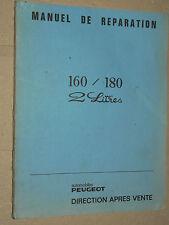 Manuel de Réparation SIMCA CHRYSLER 1307 1308 1309 1981  brochure catalogue auto