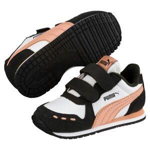 7df9fff4ee Puma Cabana Racer SL V Inf Kinder Schuhe Sneaker Puma White Iron ...