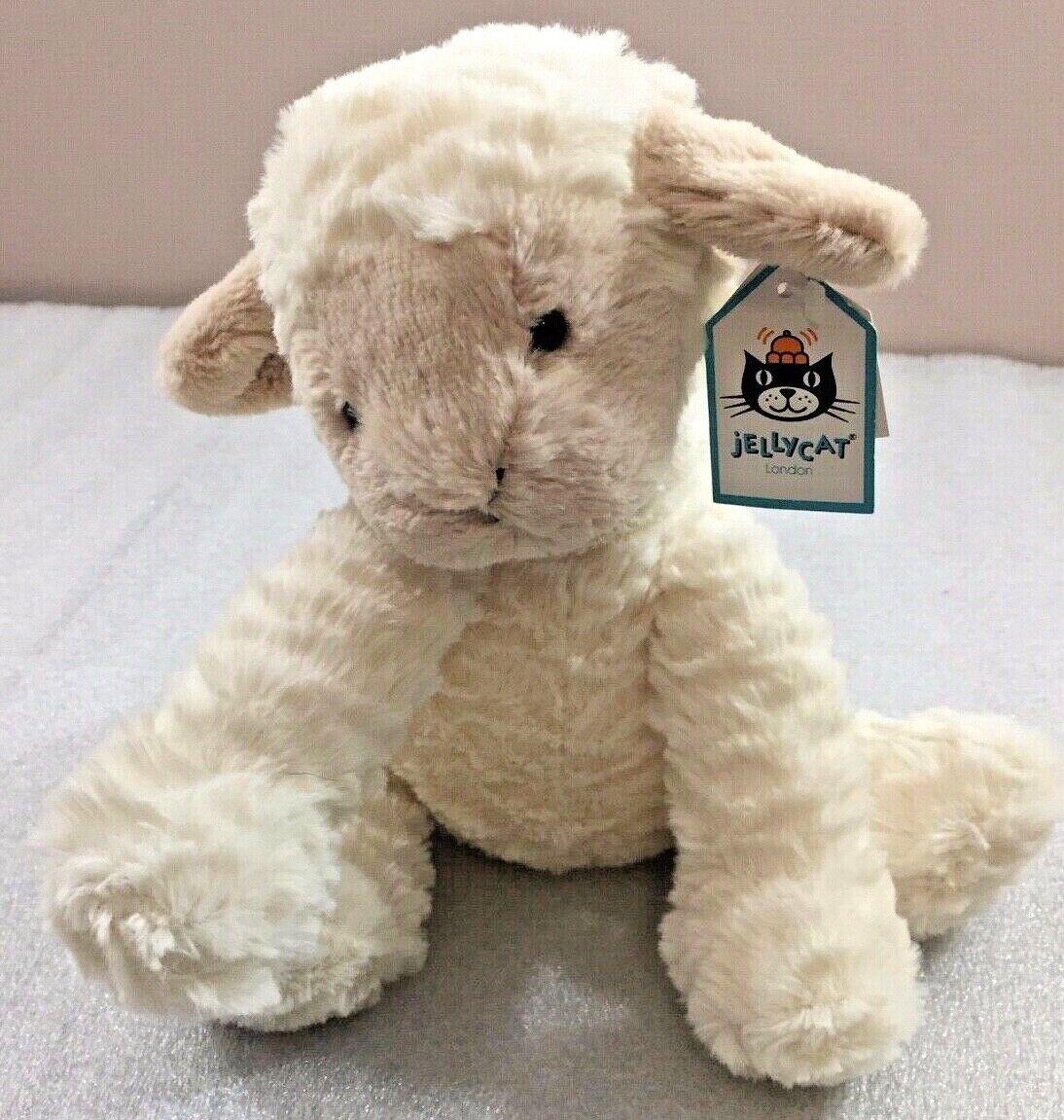 Jellycat Fuddlewuddle Lamb M Peluche