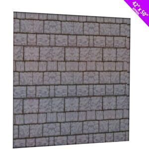 42-034-x-50-034-Halloween-Wall-Scary-Brick-Dungeon-Castle-Backdrop-Banner-Decoration
