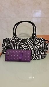 Image Is Loading Kate Spade Nylon Stevie Baby Bag Collection In