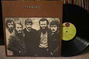 THE-BAND-Self-Titled-LP-Capitol-STAO-132-1969-1st-Prs-VG-vinyl-EX-VG-gatef