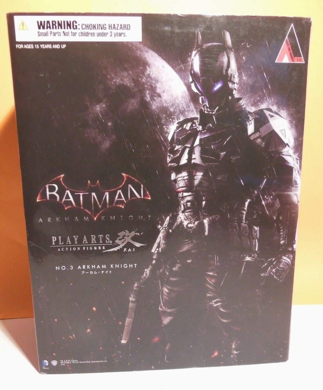 Batuomo Arkham Knight PLAY ARTS KAI No.03 azione cifra Square Enix Dc Comics