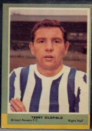 001-058 1964-#008- BRISTOL ROVERS A/&BC-FOOTBALL QUIZ 1ST TERRY OLDFIELD