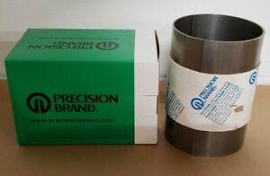 "Precision Brand Steel 16590 Gauge 0.020"" Shim Stock 6"" x 100"" NEW 16A20"