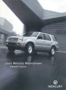 2002-Mercury-Mountaineer-Owners-Manual-User-Guide-Reference-Operator-Book-Fuses
