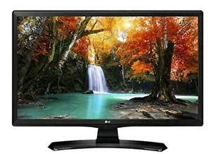 LG 24MT49 TV 24'' pollici HD Digitale Terrestre T2 e monitor Pc