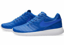 lowest price 7669c 09d18 bnib Nike Roshe Tiempo VI QS UK 8.5 Racer Blue Racer Blue-Metallic Gold-