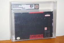 RoboCop vs. The Terminator (Super Nintendo SNES) NEW SEALED, MINT GOLD VGA 85+!