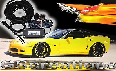 Corvette Camaro MILD2WILD NPP Wireless Exhaust IN A BOX Vacuum Retrofit System