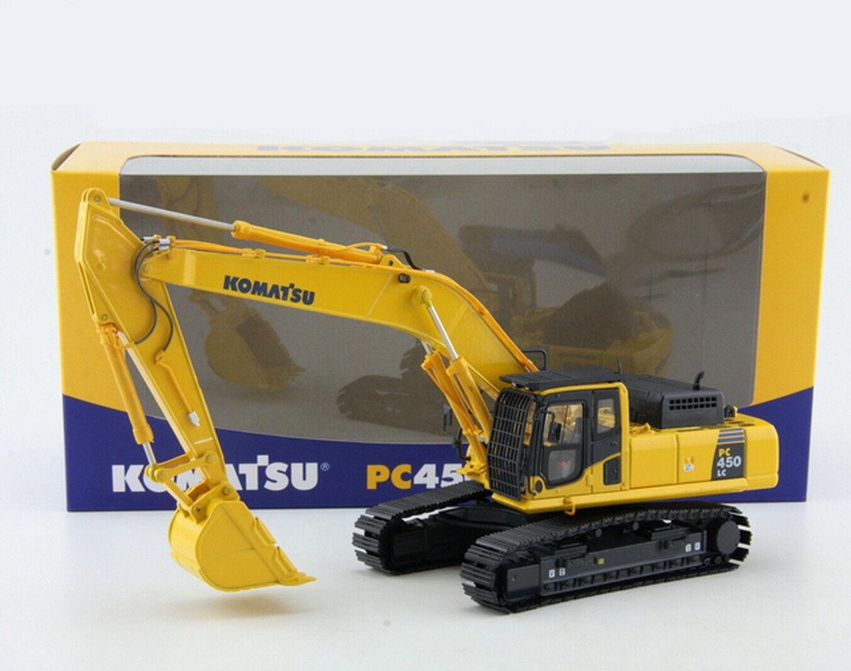 1 50 Komatsu PC450LC-8 Escavatore cingoli in Metallo Modello Diecast giocattolo