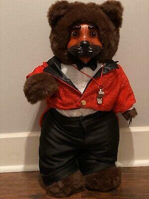 "Robert Raikes Circus Collection ""Ringmaster"" Bear"