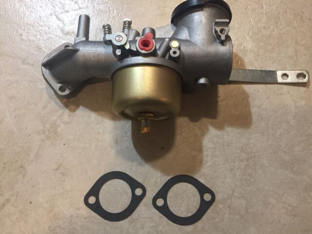 NEW CARBURETOR Briggs Stratton lawn mower Motor Vertical L Head Carb 11 HP  ONLY