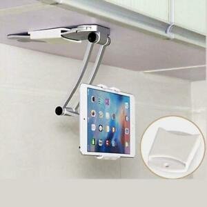 Details about For iPad pro/iPhone Kitchen Tablet Holder Wall Under Cabinet  Mount Bracket Stand