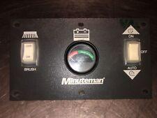 Genuine Original Minuteman 260 Mc260026qp Floor Scrubber Pad Control Board