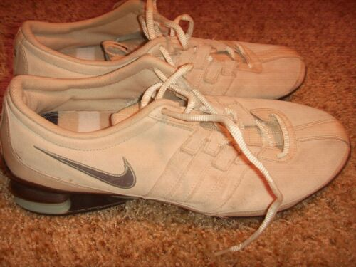 Biege Zapatillas Premium mujer Shox Suede Nike 5 para talla 316572 running de 221 8 WXqxvrXg