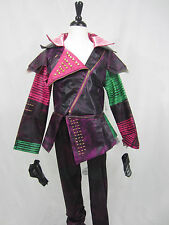 Disney Store Descendants Mal Daughter of Malificent Child Girl's Costume 9/10