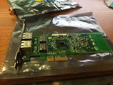 Intel Pro/1000 PT Dual Port Gigabit Ethernet Network Adapter PCI-E X3959