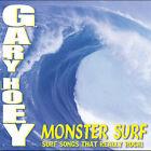 Monster Surf by Gary Hoey (CD, Jun-2005, Surfdog Records)