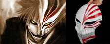 US Hot New Halloween Bleach Props Ichigo Kurosaki Bankai Masquerade Party Mask