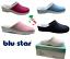 miniatura 1 - BLUSTAR DONNA 4002 - sabot sanitarie pantofole da lavoro MADE IN ITALY