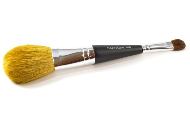 Bare Escentuals Double Ended Flawless Face & Eye Brush