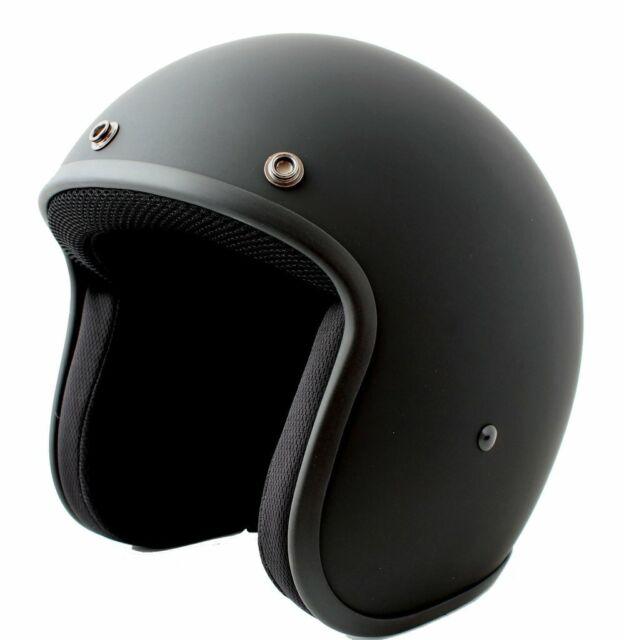 LS2 OF561 Wave Jet Helmet Matt Black Large