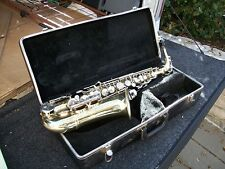 BUNDY 2 ALTO SAXOPHONE WITH CASE IN GREAT SHAPE SELMER COMPANY