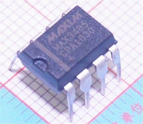10 Stücke MAX3485CPA Dip DIP-8 MAX3485 3,3 V-Powered Transceiver is
