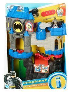 DC-Super-Friends-Wayne-Manor-Batcave-Batman-NEW-Imaginext-Fisher-Price