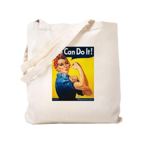 CafePress Rosie The Riveter Tote Bag 134836338