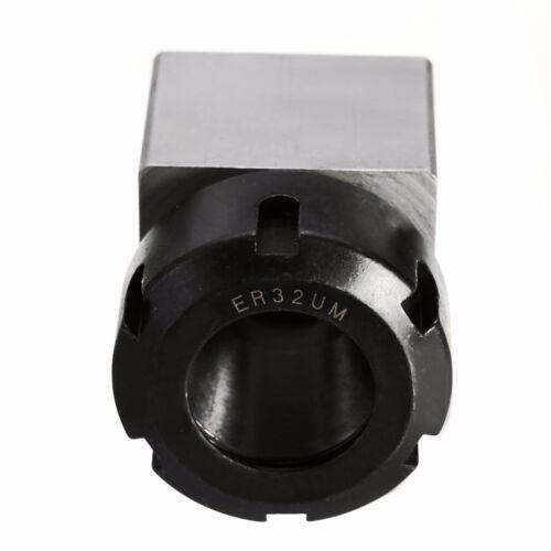 ER-32 Square Collet Chuck Block Holder 3900-5124 for CNC Lathe Engraving Machine