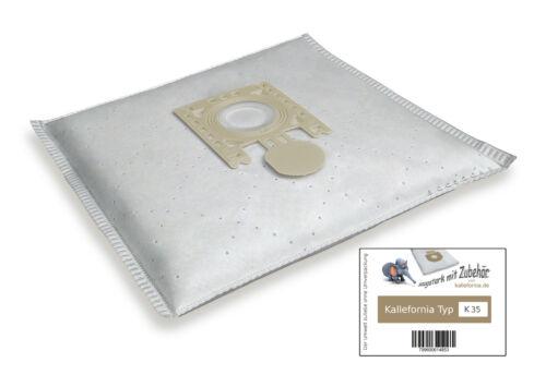 10 Staubsaugerbeutel passend für Thomas Crooser parquet 784006 Staubbeutel