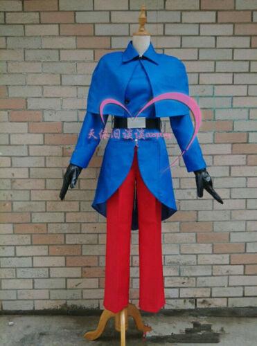Axis Powers Hetalia APH Cosplay France Unisex Military Uniform Halloween Costume