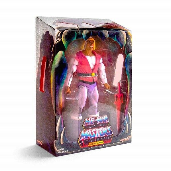 SDCC 2018 Masters of the Universe Laughing Prince Super7