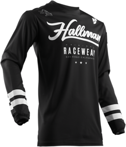 Thor Hallman Hopetown Jersey Black All Sizes
