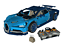 Der Bugatti Chiron®  42083 Building Instruktion//Bauanleitung LEGO® Technic