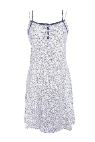 Sandwich Kleid Gr.XS M; XL Schwarz//Weiß Polka Dots Spaghettiträger